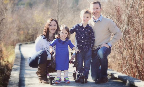 Reed family photo
