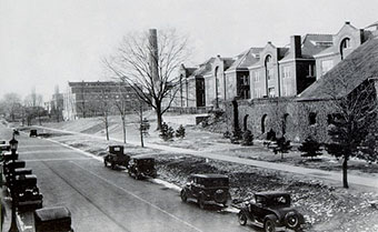 Historical Photo of Engineering Units