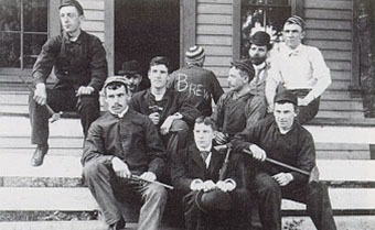 Students in 1890
