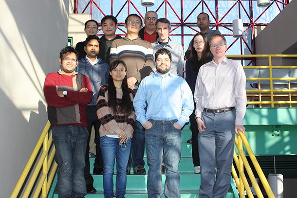 van Duin research group